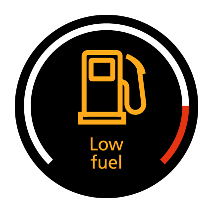 Low Fuel Warning