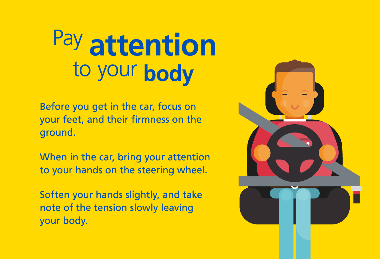 Pay Attention To Your Body