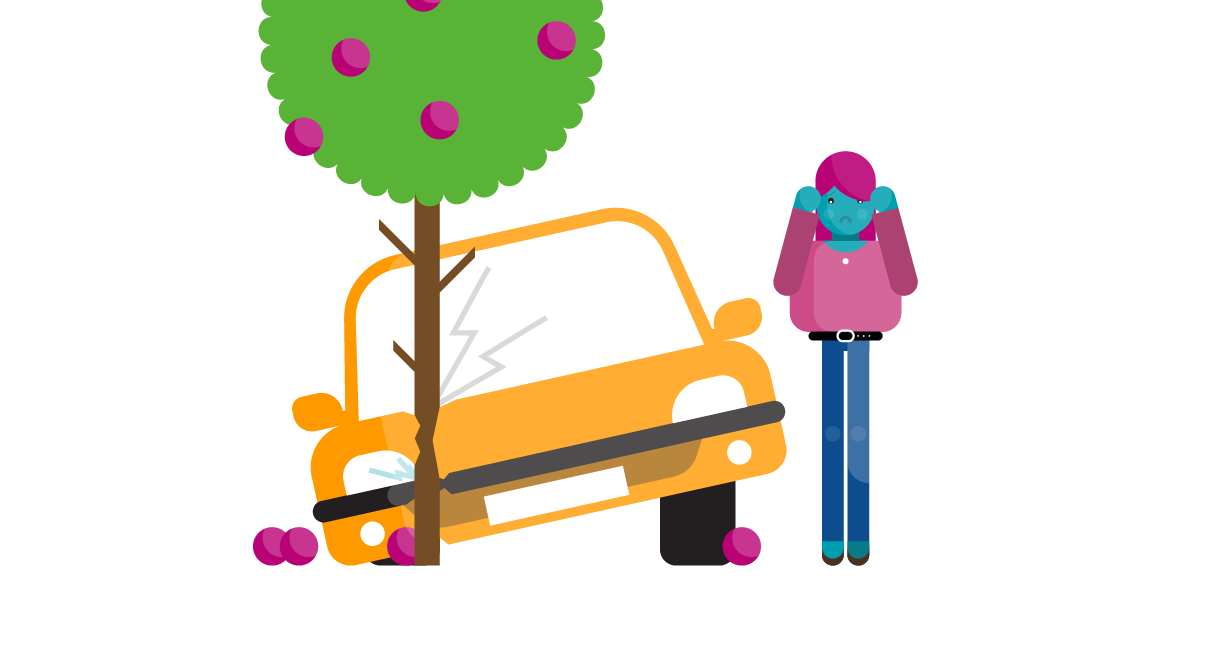 Young people cause more car accidents myth
