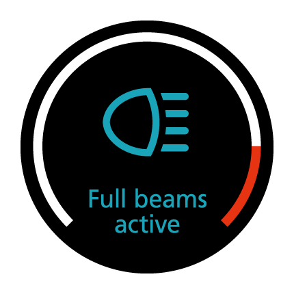 Full Beam Active