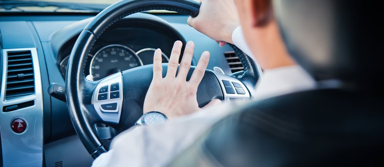 Curbing your emotions behind the wheel
