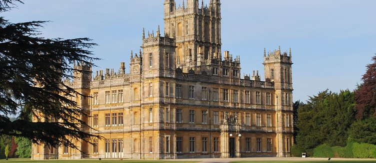 Maintaining your own Downton Abbey