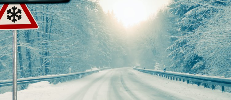 Your essential guide to staying safe on the road this winter
