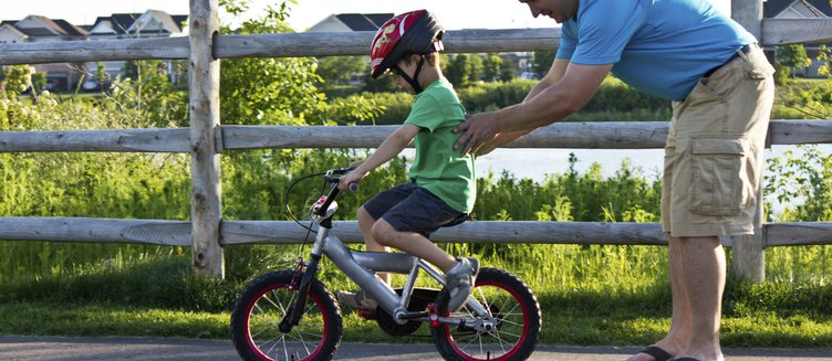 Chris Boardman - tips on checking your child's bike