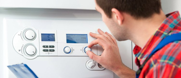 Checking your boiler