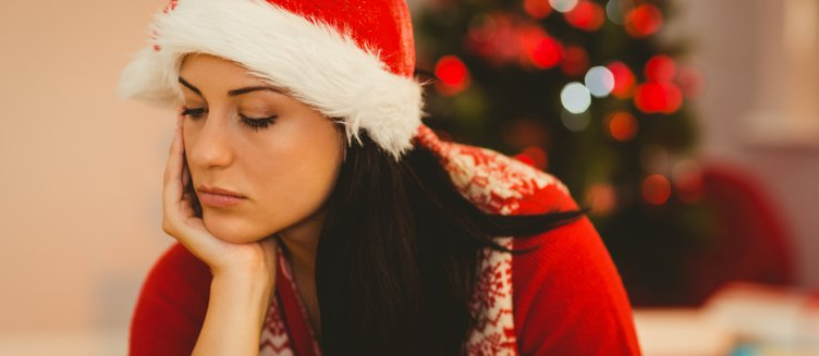 What is Christmas depression?