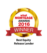 Best Equity Release Provider - What Mortgage Awards 2016