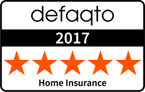 Defaqto 5 star rated home insurance