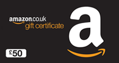 £50 Amazon gift certificate after 4th monthly payment