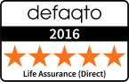 Defaqto 5 star rated Aviva life insurance