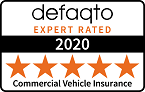 Defaqto 5 star commercial vehicle insurance