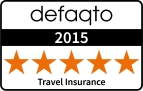 Defaqto 5 star travel insurance