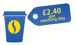£2.40 per working day