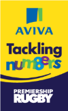 Tackling Numbers logo